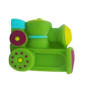 PVC Cartoon Baby Train Toy Popular Baby Car Toys pictures & photos