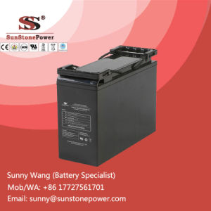 Front Terminal VRLA Batteries for Telecom Power, UPS Lead Acid Battery pictures & photos