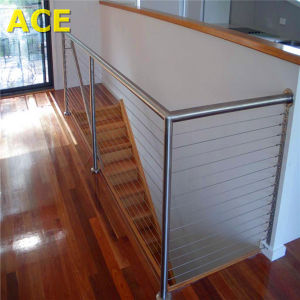 Stainless Steel Cable Railing for Staircase and Balcony pictures & photos