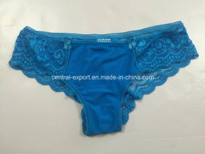 Fashion Sexy Lacy Woman′s Panty Lady Slip Brief Underwear pictures & photos