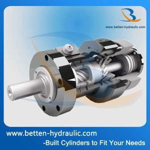 Double Acting Electric Motorized Rotary Actuator pictures & photos