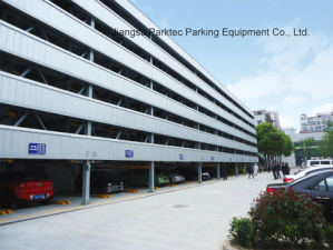 Puzzle Type Smart Parking Garage pictures & photos