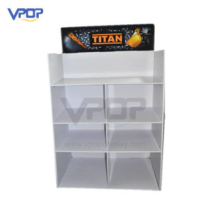 War-Mart Strong Pallet Display with Metal Bars for Tool Bags pictures & photos