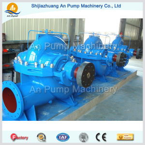 Horizontal Double Suction Split Case Centrifugal Water Pump pictures & photos