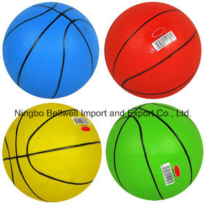 PVC Toy Style Mini Basketball Customized Colored Basketballs pictures & photos