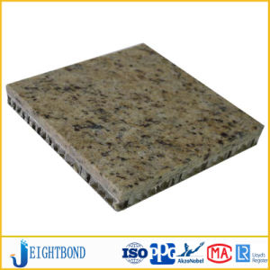 Alusign Plastic Granite Stone Honeycomb Panel for Construction Building Materials pictures & photos