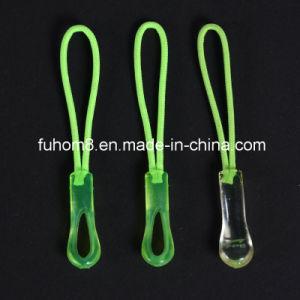 Custom Transparent Plastic Rubber Zipper Puller pictures & photos