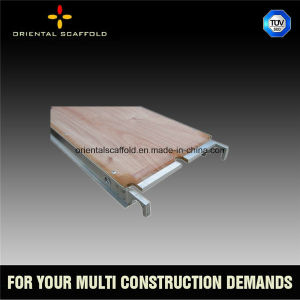Scaffold Aluminum-Plywood Walk Board pictures & photos