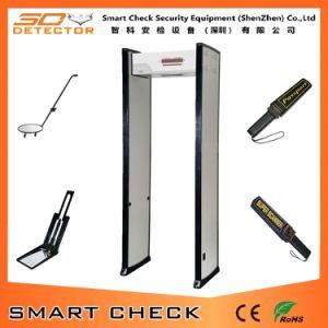 Single Zone Walk Through Metal Detector Walk Through Equipment pictures & photos