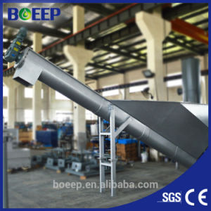 Feed Screw Conveyor for Wastewater Treatment Factory Equipment for Sale pictures & photos