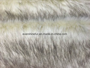 Mac Fur Hot High Pile Artificial Fur Faux Fur Long Pile Fur Fabric for Garment/Toy pictures & photos