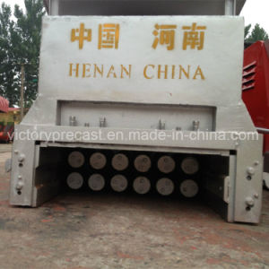Hqj90-600 Compound Lightweight Wall Panel Machine pictures & photos