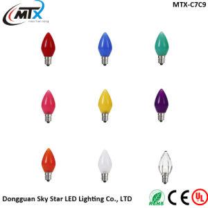 E12 E17 Candle Lamp LED Light Bulb for Temple Use pictures & photos