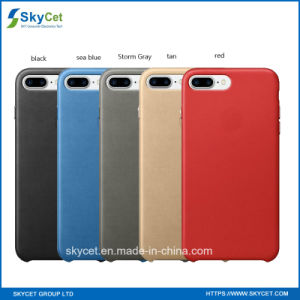 Original Quality Mobile Phone Leather Cases for iPhone 7plus Accessories pictures & photos