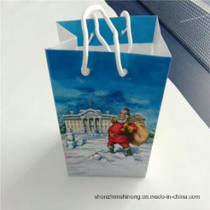 Water-Proof Paper Bag ---- Stone Paper Rich (RBD-200um) Mineral Paper Double Coated