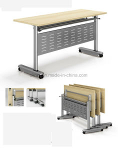 Straight Hardware Furniture Office Conference Folding Table (NS-CF005) pictures & photos