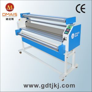 Pneumatic Auto Wide Format Cold Laminator with Cutter pictures & photos