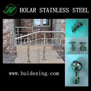 Stainless Steel Handrail Fittings for Staircase Railings pictures & photos