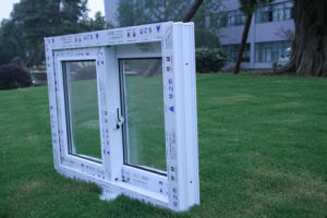 80 Series Sliding Plastic PVC Window Profile China Producer pictures & photos