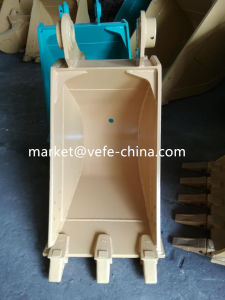 Mini Excavator Buckets (CAT305 300mm width with 3 teeth) pictures & photos