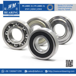 6308 2RS Low Friction Sealed Deep Groove Ball Bearing pictures & photos