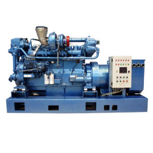 120kw Electric Start, Water Cooled Generator Set for Marine pictures & photos