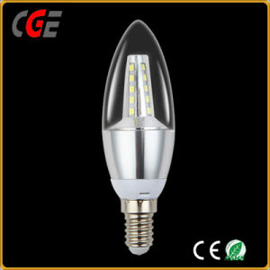 5W LED Candle Bulb 220V/110V LED Chandelier Light pictures & photos