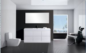 High Quality Six Drawers PVC Bathroom Cabinet pictures & photos