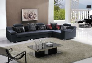 Modern Furniture Fabric Sofa Manufacoture in Foshan (F866) pictures & photos