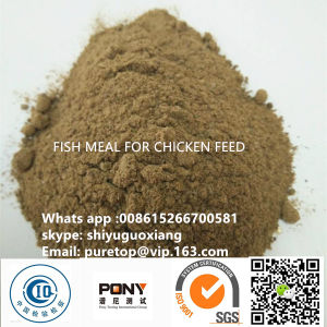 High Quality Fish Meal 65% Protein for Animal Feed Additive pictures & photos