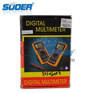 Digital Multimeter (DT-9208A) pictures & photos