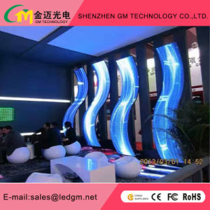 High Definition P6 Indoor HD Full Color LED Video Wall pictures & photos