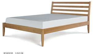 Eap Solid Wood Bed Furniture pictures & photos