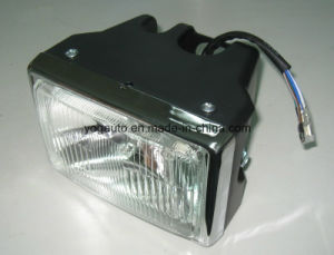 Motorcycle Parts Motorcycle Head Light Suzuki Ax100 Jincheng Ax100 pictures & photos