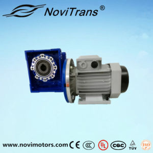 3kw AC Stalling Protection Motor with Decelerator (YFM-100F/D) pictures & photos
