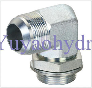 Hydraulic Fittings with Jic 37 Deg Flared Tube Connector (Saej514) pictures & photos