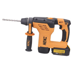 Rotary Hammer Hot Selling Cordless Power Tool (NZ80) pictures & photos