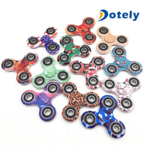 Camouflage Fidget Hand Finger Spinner pictures & photos