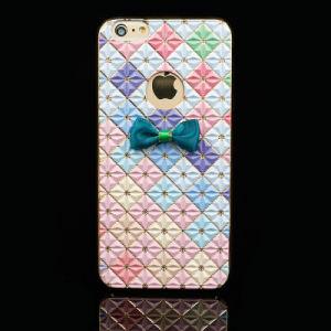Customized TPU Cute Bowknot Phone Case for iPhone 7 Plus