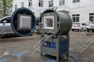 Vacuum Furnace China Furnace Factory for Heat Treatment 1400c with 10liters pictures & photos