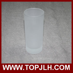 China Supplier 8 Oz Frosted Glass Cone Mugs pictures & photos