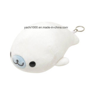 Various Stuffed Decoration Plush Key Chain pictures & photos