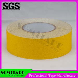 Somitape Sh903 Black Tear Resistant Caution Tape with High Viscocity pictures & photos