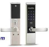 Electronic Cheap Password Household Mortise Door Lock pictures & photos