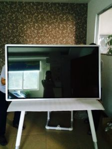 "Frame Big Size 55"" Touch Monitor for Interactive Applications pictures & photos"