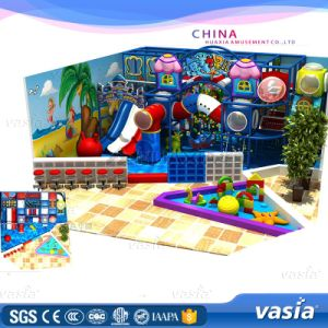 CE Proved Ocean Theme Chlidren Indoor Playground pictures & photos