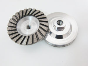 Aluminum Base Diamond Cup Wheel for Granite Diamond Tool pictures & photos