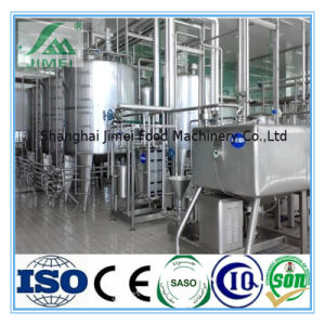 Turn-Key Dairy Products Production Line Machinery/Milk Machine pictures & photos