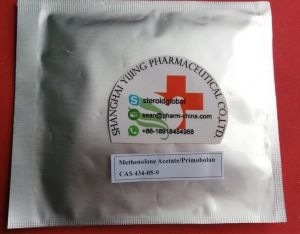 99.37% Male Sex Hormone Powder Mestanolone Acetate (CAS No.: 521-11-9) pictures & photos