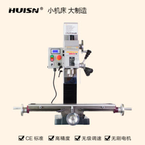 European Standard Hot Sale Drilling and Milling Machine Wmd25V pictures & photos